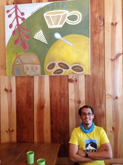 Lunch at Sagada Lemon Pie House