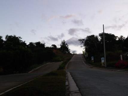 Wall 3: last road incline before the Blue Zone