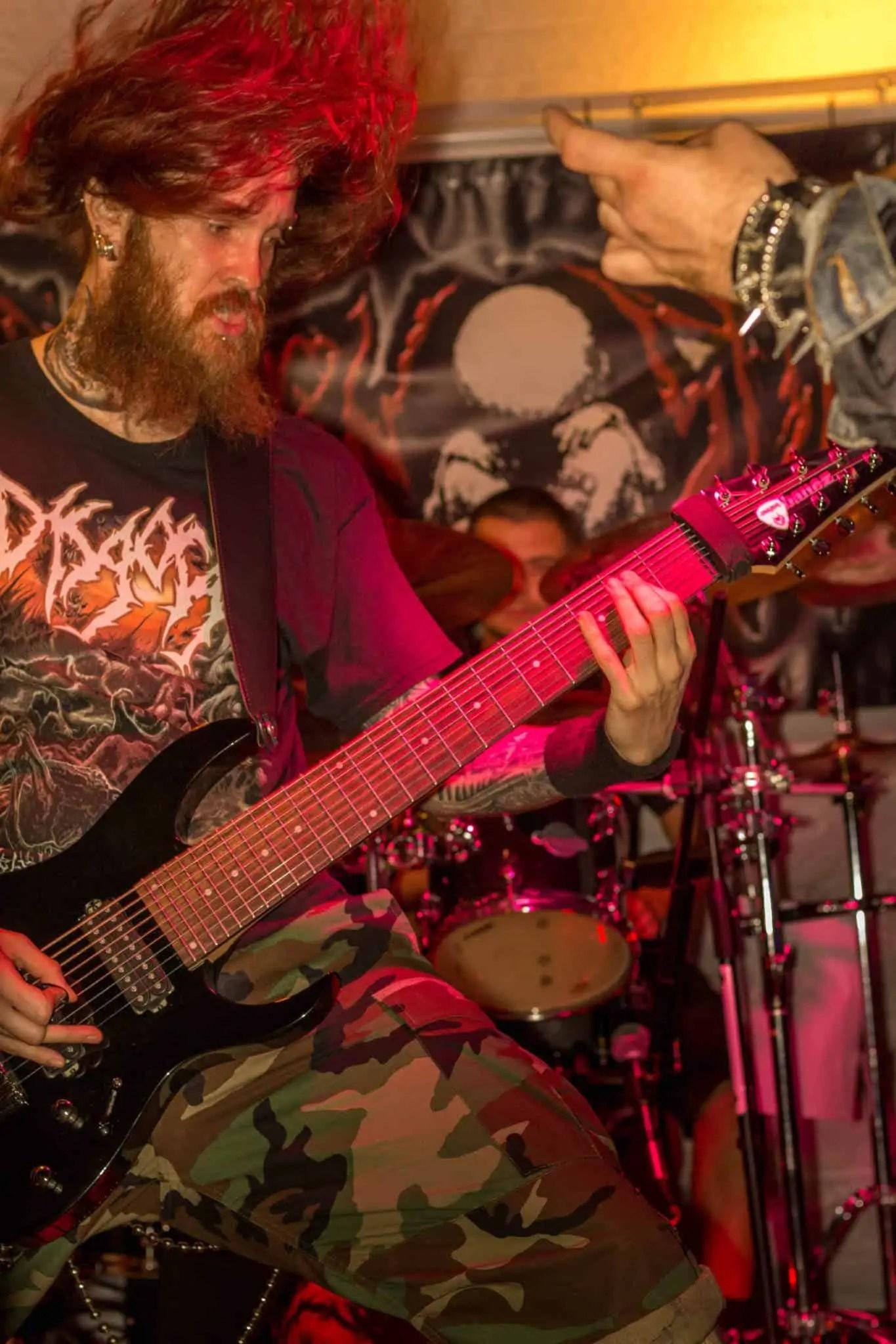 mainguitarr - Reportaż wydarzeń, koncerty