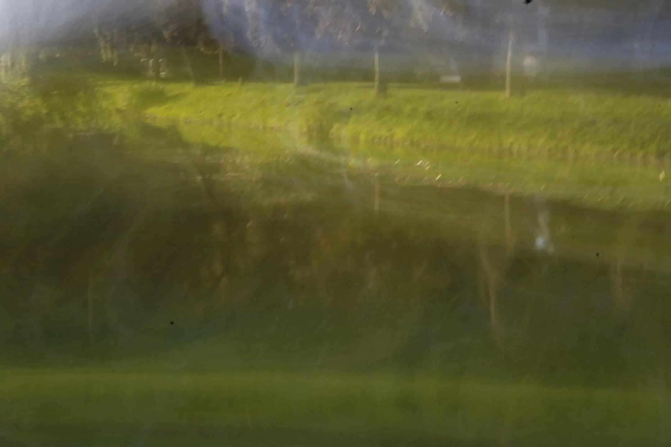 Abstrakcja w krajobrazie świadome poruszenie zdjęcia 1 - Zasady kompozycji - przewodnik po 20 regułach