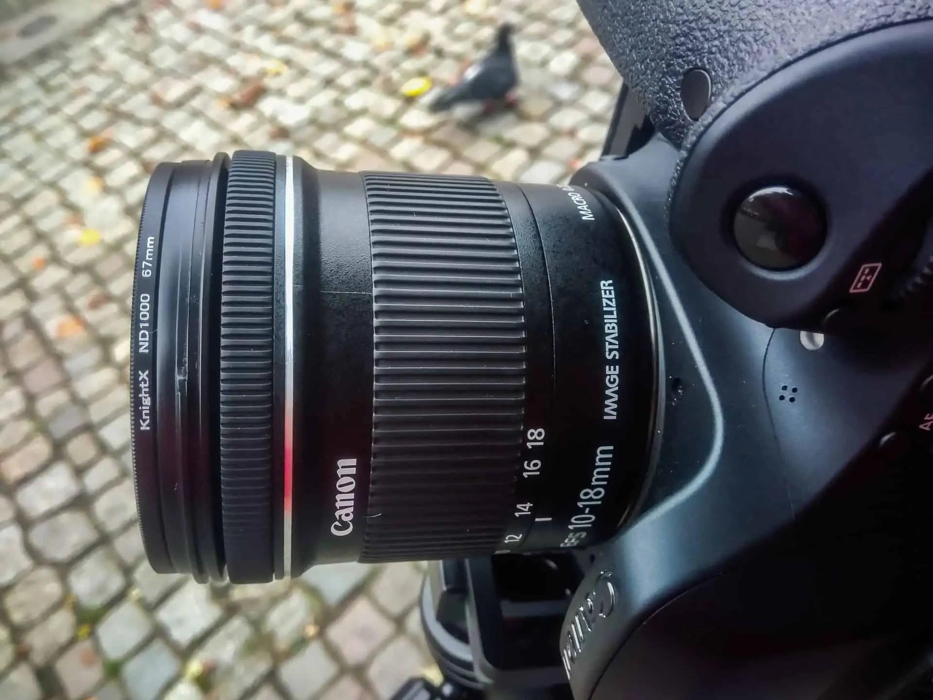 Knightx filtr szary ND1000 testy filtru z chin Gdańsk 4 - Długi czas naświetlania zdjęcia - 3 długie ekspozycje!