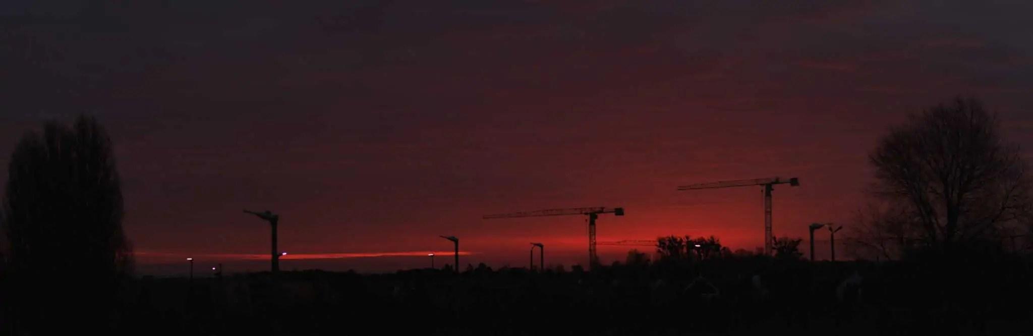 abianka wschód słońca nad Gdańskiem scaled - Zasady kompozycji - przewodnik po 20 regułach