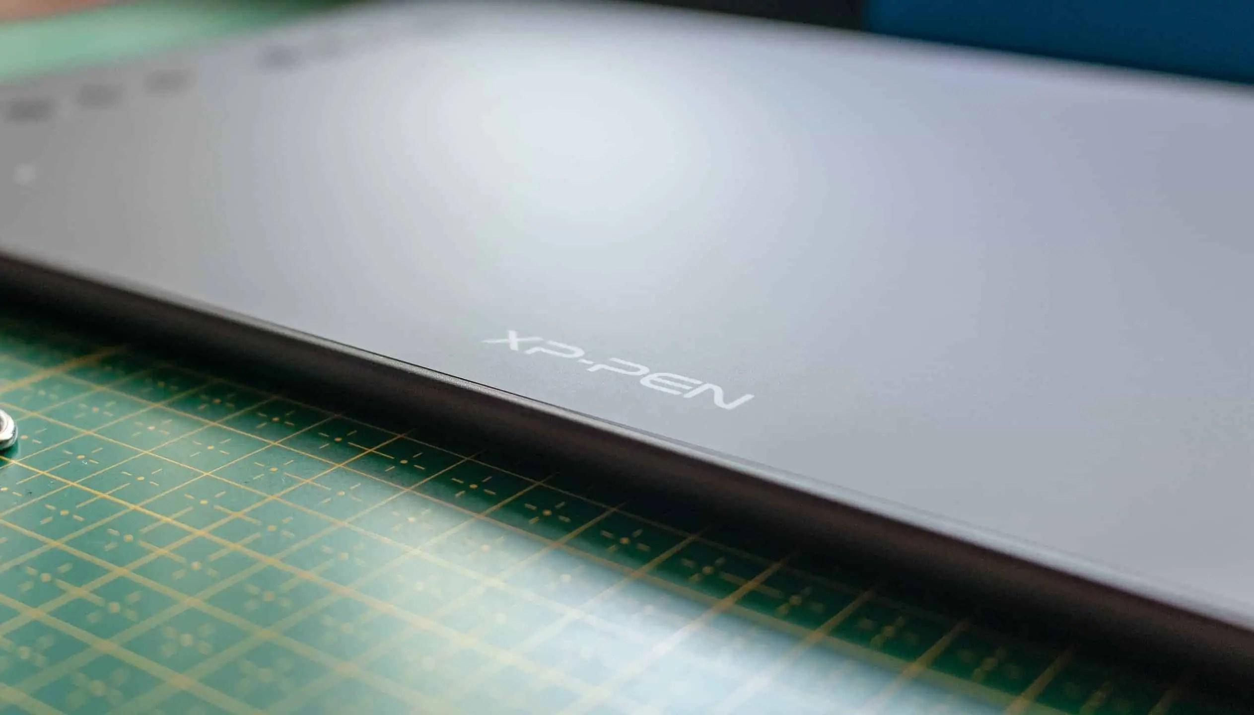 Prosty tablet graficzny do rysowania powierzchnia - Praca z tabletem graficznym XP PEN Deco 01 v2