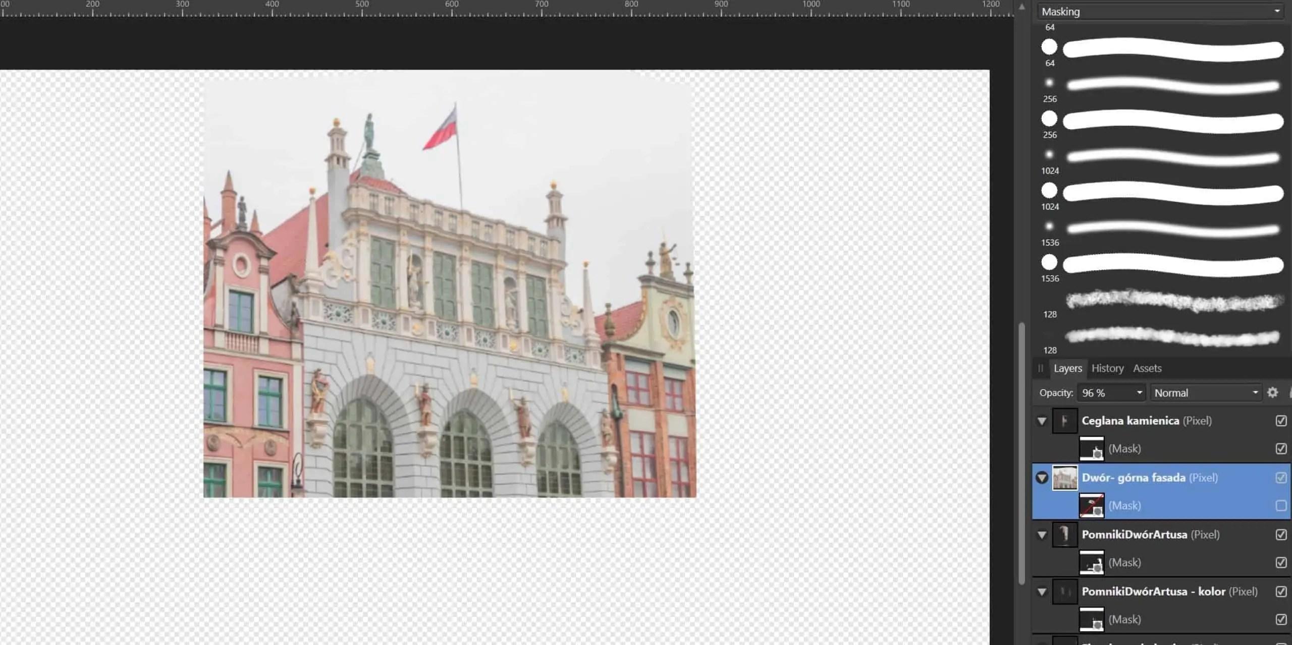 wyciecie ulatwie dopasowanie potrzebnego elementu i szybciej dziala - Zdjęcia starego Gdańska. Kompozycja w 5 prostych krokach !