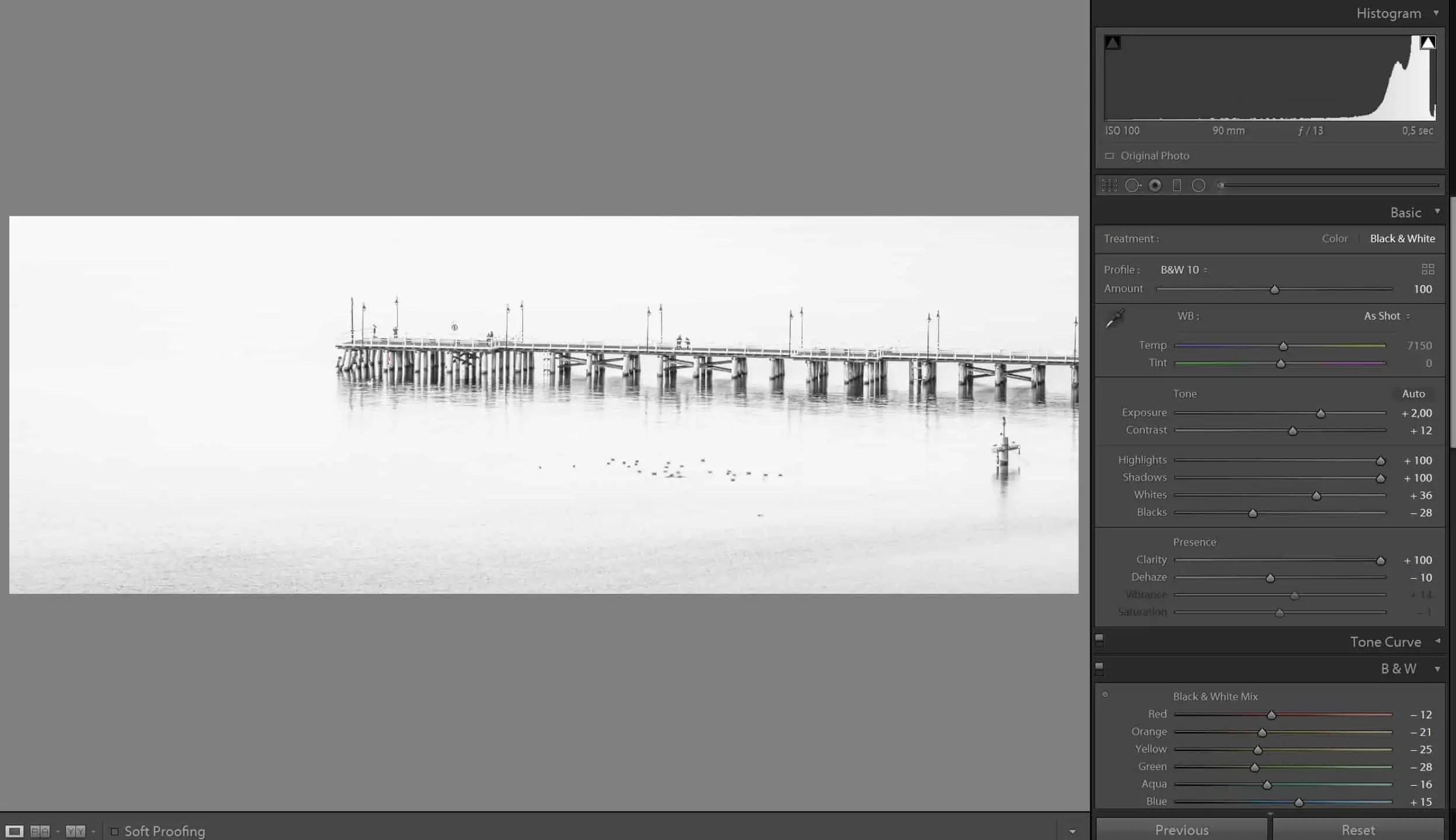 Biale zdjecie krajobraz morski Gdynia Orlowo - Białe zdjęcie - co to jest ? 8 odpowiedzi