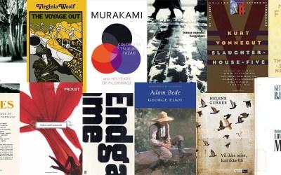 Bøker, bøker, bøker (en oppsummering)