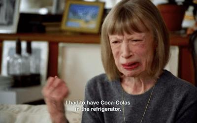 Joan Didion og en iskald Coca-Cola