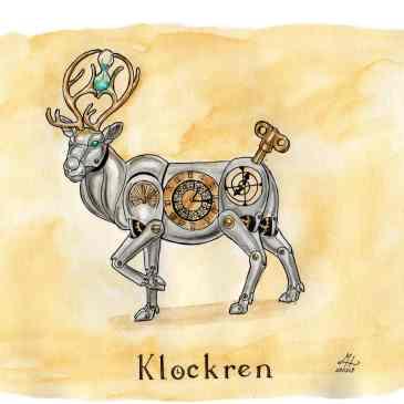 klockren ordvits
