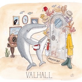 valhall illustration ordvits