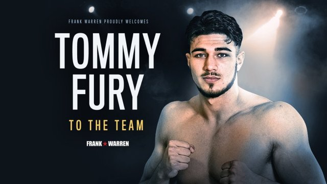 Tommy Fury (fot. Queensberry Promotions)