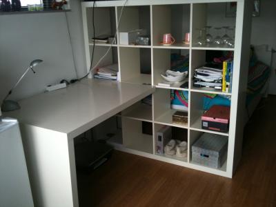 Ikea Expedit Bureau Met Kast Bokt Nl