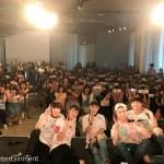 韓国AxisB『Be My Love』日本デビュー☆どんな困難も共に乗り越えてきたファンと永遠の愛を誓ったPremium Live(代官山CARATO71)