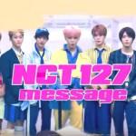 """韓国からNCT127動画メッセージ到着!「横浜アリーナでサインは""""N""""」【KMF2017】"""