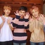 デビュー5周年おめでとう☆K-POPアイドル100%と一緒に学ぼう!韓国語~YouTube動画日韓対訳「ファンの愛に負けないくらい頑張るペクポになります!」