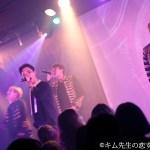 【K-POPライブレポ】世界を駆け巡るスリリングな男たちM.FECTがTOKYO進出した一夜☆人気急上昇の勢いで2月も東京へ!