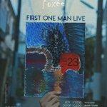 12・23 Foxee 1st one man live 開催目前!「ただひたすらずっと彼らの音楽を聴いていたいんです」