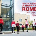 【ROMEO 2019 LIVE & FANMEETING -A HAPPY NEW ROMEO-】開催決定!ロミオと一緒に新春のスタートを☆