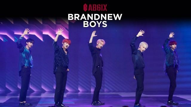 AB6IX のデビューストーリー!「BRANDNEWBOYS」