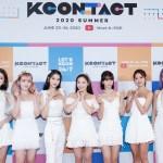 オンラインイベント『KCON:TACT 2020 SUMMER』~5日目フォトタイム(AB6IX★BVNDIT★NATTY★Oh My Girl★TOO)