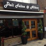 Deli Felice @ Albionというイタリアンレストランに行ってきた@Canada Water