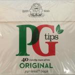 PG Tipsっていう英国の紅茶を買ってみた。