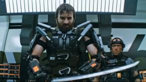 Sharlto as Krueger