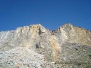 The barren hill
