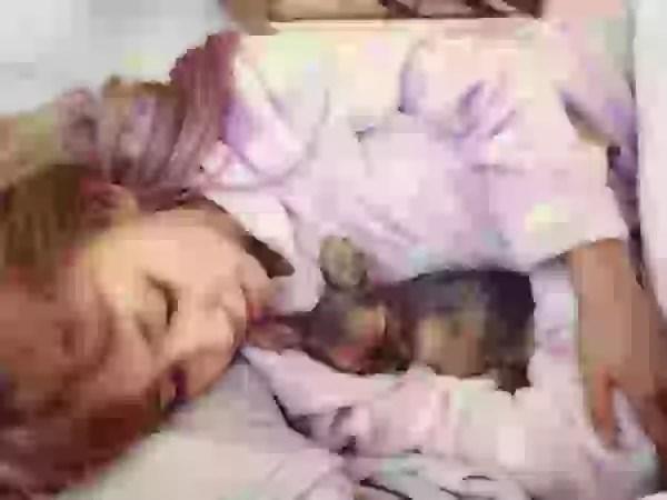 葉山潤奈と犬