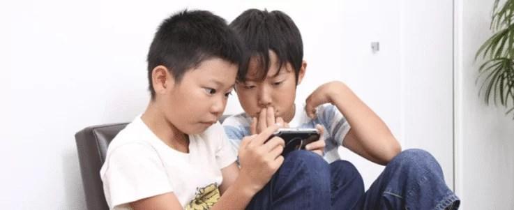 子供とゲーム