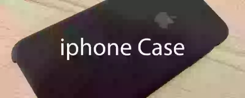 Apple純正シリコンケースiphoneXS MAX用 ブラックの背面