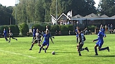 Sv Laren '99 – 't Gooi   2-0
