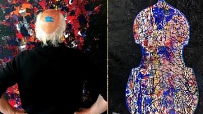 Herman van Veen exposeert nieuw werk