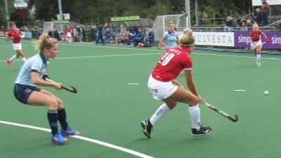 Laren Dames 1- THC Hurley  0-1