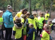 Natuureducatie door Kiwanis