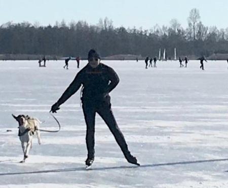 Schaatsers gewaarschuwd: 'Nú van het ijs af!'