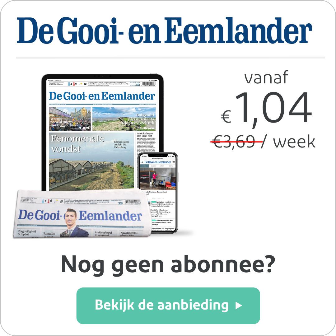 Aanbieding De Gooi- en Eemlander