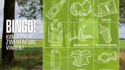 Staat de schoonmaakbingo op 20 maart al in je agenda?