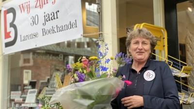 Beste  (Larense) boekhandel van Nederland bestaat 30 jaar