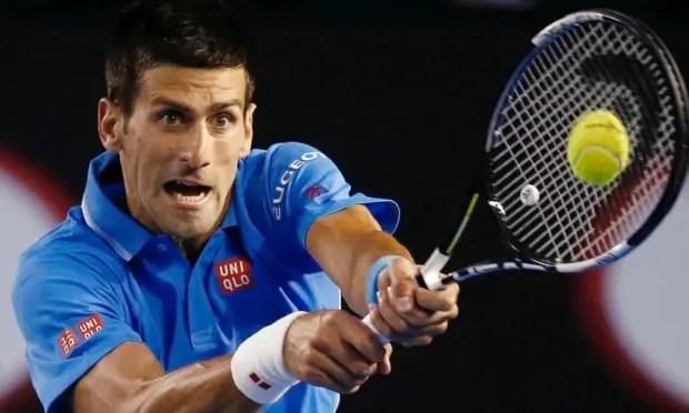 Djokovic nos 'quartos' em Melbourne