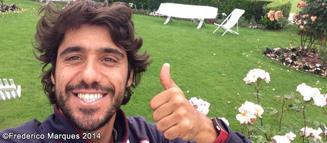 Frederico Marques: «Foi um encontro completo do João. Vínhamos com a intenção de jogar a qualificação»