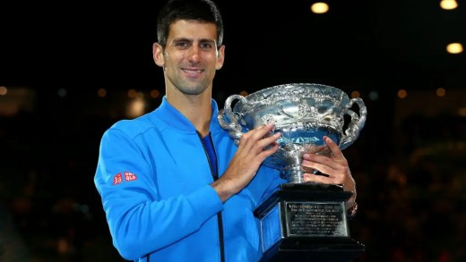 Djokovic vence Australian Open 2015