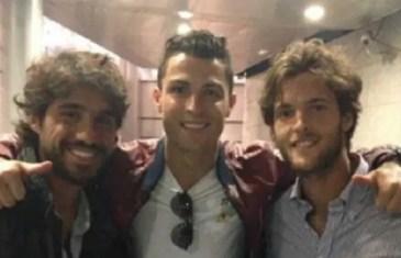 João Sousa: «Gostava de jogar ténis com o Ronaldo»