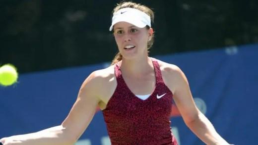 Michelle perde em 56 minutos na segunda ronda do ITF de Orlando