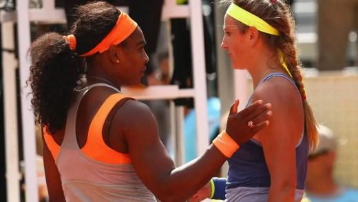 Azarenka sofre dura derrota; Ivanovic e Radwanska eliminadas