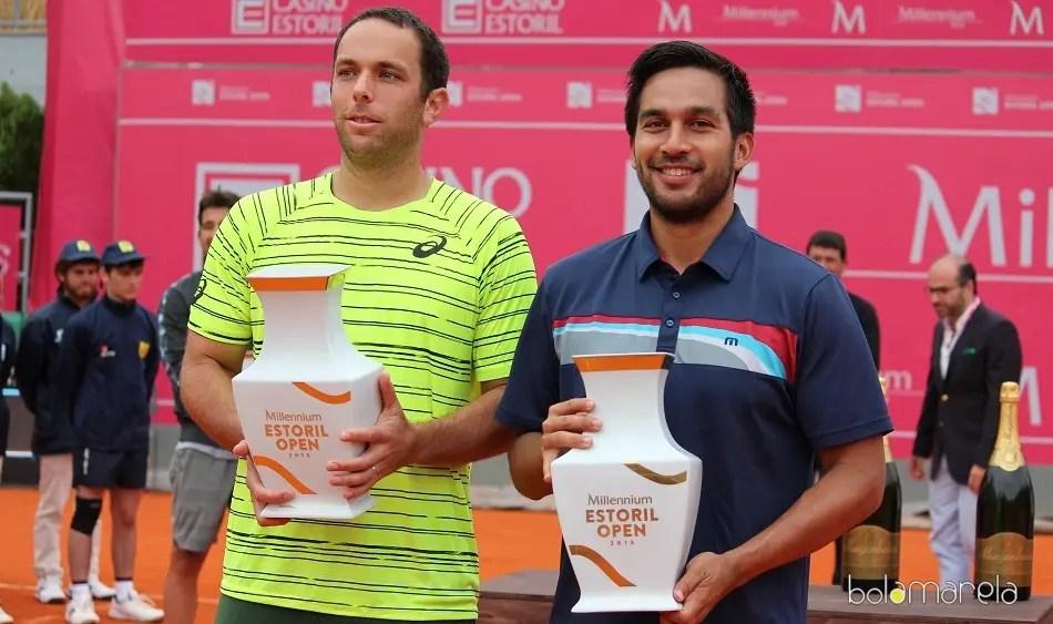 Lipsky e Huey campeões de pares no Estoril Open