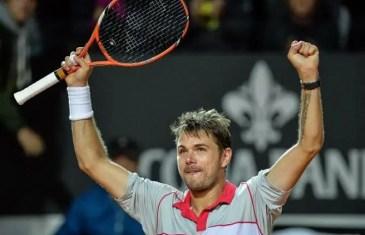 Wawrinka: «Quero ganhar Wimbledon»
