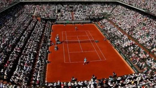 Os 32 cabeças-de-série masculinos e femininos de Roland Garros