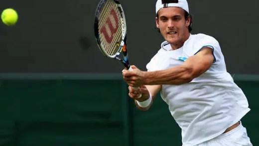 Sousa e Giraldo conhecem sorte na variante de pares em Wimbledon