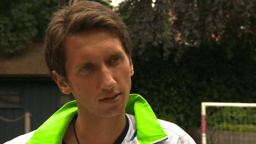 Sergiy Stakhovsky diz que metade do circuito feminino é homossexual