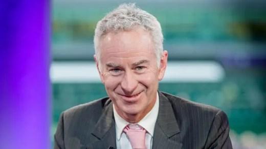 BBC revela o valor (impressionante) que John McEnroe ganha por comentar no canal em Wimbledon